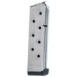 1911 8RD 45 STAINLESS MAG FBI STYLE BUMPER PAD