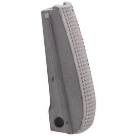 1911 MAINSPRING HOUSING ARCHED CHECKERED STAINLESS