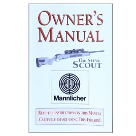 STEYR SCOUT FACTORY MANUAL