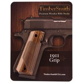 1911 GRIP TIMBERSMITH THE SHIELD WALNUT LAMINATE