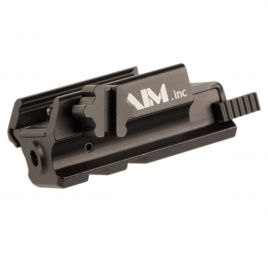 RED LASER PISTOL SIGHT LOW PROFILE AIM SPORTS