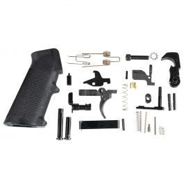 AR 308 LOWER PARTS KIT WITH PISTOL GRIP 31 PIECE