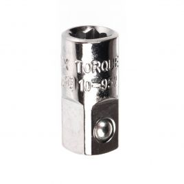 "SOCKET ADAPTER 1/4"" FEMALE TO 3/8"" MALE ARMSTRONG"