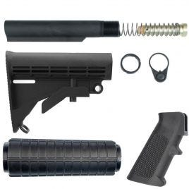 AR15 COLLAPSIBLE STOCK WITH PISTOL GRIP & FOREND
