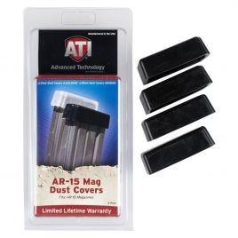 AR15 223 MAGAZINE DUST COVER 4 PACK ATI