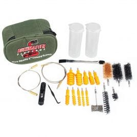CLEANING KIT SQUEEG-E 22PC 22-12GA REMINGTON