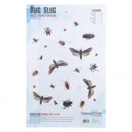 BUG SLUG 11X17 PAPER TARGET 4 PACKS OF 25