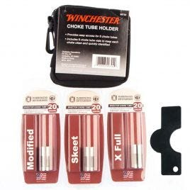 CHOKE TUBE 3 PACK 20 GAUGE WITH CADDY & TOOL