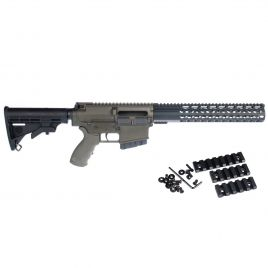 DPMS AR308 BUILD KIT OD GREEN KEYMOD