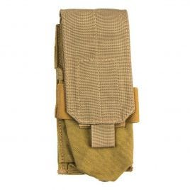 AR15 2 MAG POUCH MOLLE LIGHT GREEN EAGLE IND