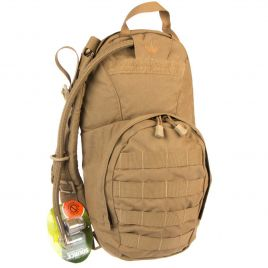EAGLE IND RECON HYDRATION BROWN 100 OZ 1 POCKET