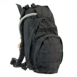 EAGLE IND RECON HYDRATION BLACK 100 OZ 2 POCKETS