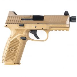 FN FN509 TACTICAL 9MM FDE NIGHT SIGHTS