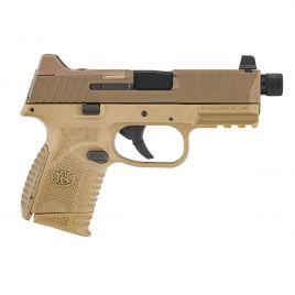 FN FN509C TACTICAL 9MM FDE THREADED 10RD