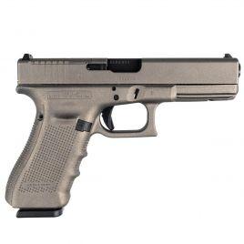 GLOCK 17 GEN4 MOS 9MM GUN METAL BRONZE TUNGSTEN