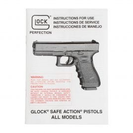 GLOCK FACTORY MANUAL 51 PAGES