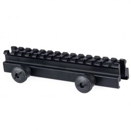 PICATINNY RISER MOUNT 14 SLOT 5 INCHES