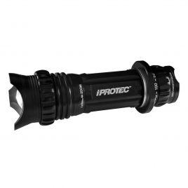 IPROTEC PRO 280 LUMEN 4X ZOOM LED FLASHLIGHT