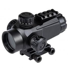 MICRO RED GREEN DOT OPTIC WITH CO-WITNESS MOUNT