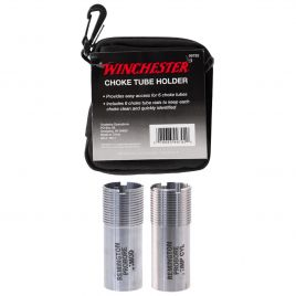 REMINGTON 12 PROBORE CHOKE TUBE 2 PACK WITH CADDY