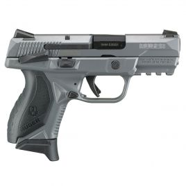 RUGER® AMERICAN® COMPACT 9MM GRAY