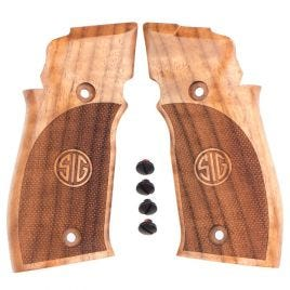 SIG SAUER P226 WALNUT GRIPS SINGLE ACTION ONLY