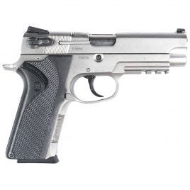 S&W 4006TSW 40S&W STAINLESS TRADE IN G-VG