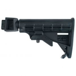 AK47 MILLED T6 COLLAPSIBLE STOCK SET BLACK TAPCO