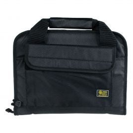 TARGET SPORTS 10X13 2 PISTOL BAG W/6 MAG POUCH