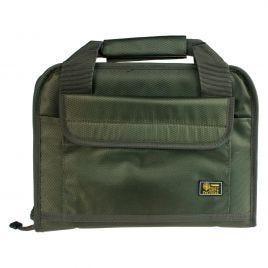 TARGET SPORTS 10X13 2 GUN BAG W/6 MAG POUCH