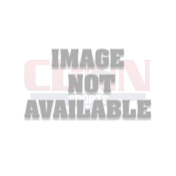 AR15 PISTOL GRIP BLACK RUBBER WITH PLUG ERGO