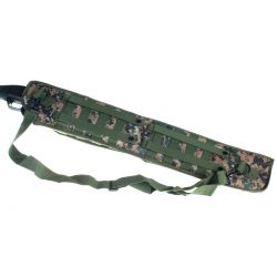 SHOTGUN SCABBARD WOODLAND DIGITAL 28.5""