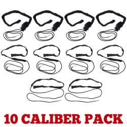 OUTERS® BARREL BADGER BORE CLEANER 10 PACK