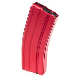 AR15 30RD 223 RED TEFLON COATED DURAMAG C PRODUCTS