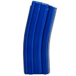 AR15 30RD 223 ALUMINUM BLUE DURAMAG C-PRODUCTS