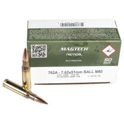 308WIN 147GR M80 FMJ MAGTECH 400RD CASE