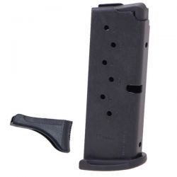 RUGER® LC9® LC9S® EC9S® 7RD 9MM MAGAZINE TWO BASES