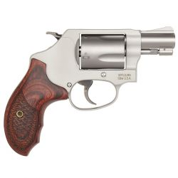 SMITH & WESSON 637 38SPL+P AIRWEIGHT PC